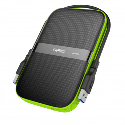 HDD extern portabil Silicon Power Armor A60, 2TB Shockproof/Water-resistant, USB 3.0, Negru