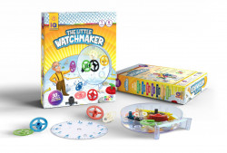 IQ Booster - The Little Watchmaker Editie in romana