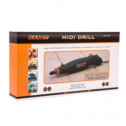 Mini-masina de gaurit universala, HANDY DRILL MIDI