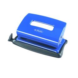 Perforator birou Herlitz, 1,2 mm, Albastru