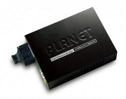Planet 10/100TX - 100Base-FX (SC) Single Mode Bridge Fiber Converter - 15KM, LFPT
