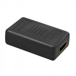 """REPEATER semnal LOGILINK, HDMI (M) la HDMI (M), extindere semnal, negru, """"AH0006"""""""