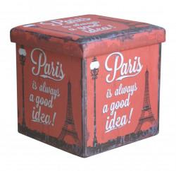 TABURET PLIABIL - PARIS