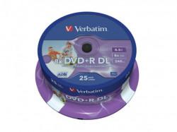 Verbatim DVD+R 8x DBL LAYER PRINT.SP25