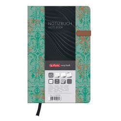 Agenda Herlitz My.Book A5, cu clapeta magnetica, motiv Butterfly