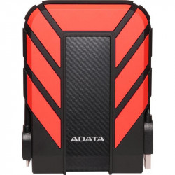 Hard disk extern ADATA Durable HD710 Pro 1TB 2.5 inch USB 3.1 Red