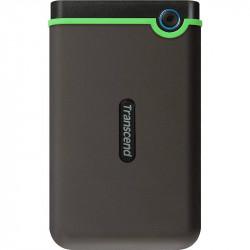 Hard disk extern Transcend Slim StoreJet 25M3S 2.5 inch 2TB USB 3.1 Grey