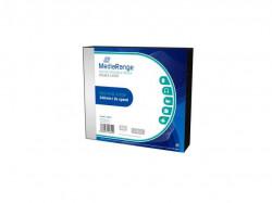 MediaRange DVD+R Double Layer 8,5GB 8x Slimcase Pack5