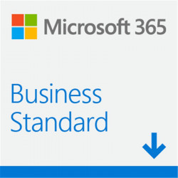 Microsoft 365 Business Standard, 1an, All Languages