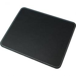 Mouse pad din piele , LogiLink 22 x 18 , negru