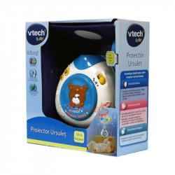 Proiector bebelusi Vtech Ursulet, Bleu