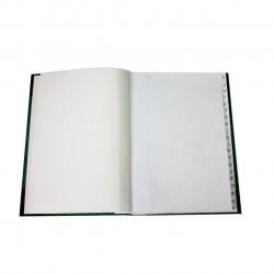 Repertoar Paperland, A4, 100 file, index alfabetic A - Z, dictando