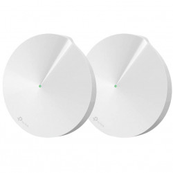 Sistem Mesh Wi-Fi AC1300 Gigabit cu acoperire completa pentru casa Deco M5(2-pack)