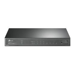 SWITCH PoE TP-LINK 8 porturi Gigabit (4 PoE+) - TL-SG2008P