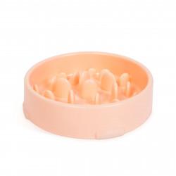 Yummie - Bol - pentru hrănire lentă - Roz