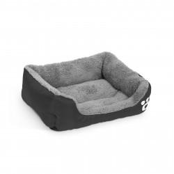 Yummie - Culcuş pentru căţei - 54 x 42 cm - negru
