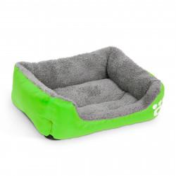 Yummie - Culcuş pentru căţei - 65 x 50 cm - verde