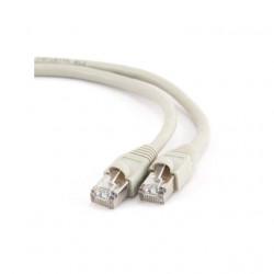 Cablu patchcord gembird RJ45, cat.6, UTP, 1m, gray