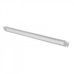 "MASCA perforata LOGILINK, 1U pt rack 19 inch, argintiu, ""PN111G"""