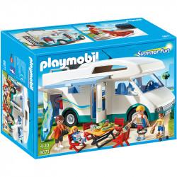 Playmobil Summer Fun - Masina de camping