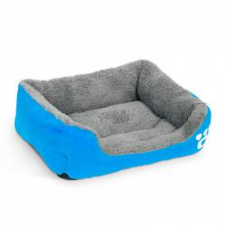 Yummie - Culcuş pentru căţei - 65 x 50 cm - Albastru