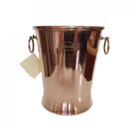 Frapiera Premium din Cupru Solid pentru Sampanie, Vin, Gheata
