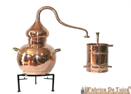 Suport Metalic pentru Alambic de 100-200 Litri