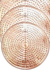 Sita Cupru Anti-Lipire pentru Alambic 80 Litri, 45cm