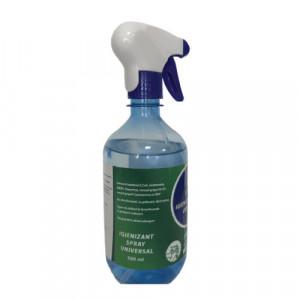 Igienizant Maini Spray 70% Alcool+Glicerina 500ml, formula completa protectoare