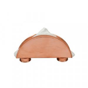 Suport din Cupru pentru Servetele de Masa, Vertical