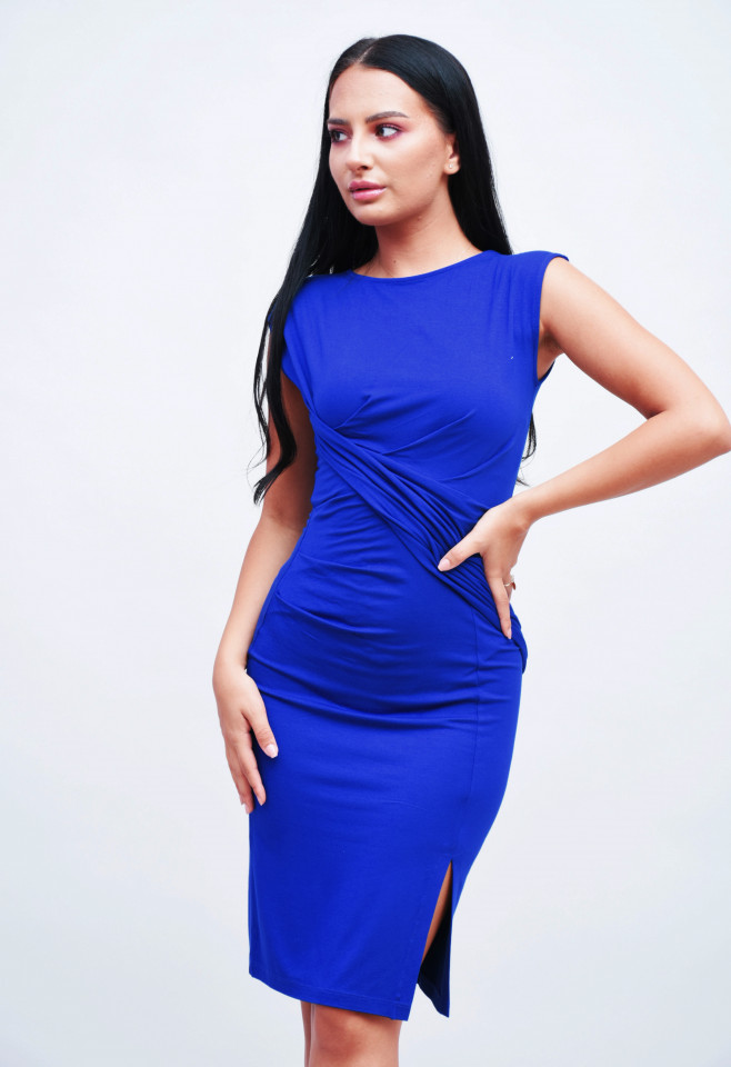 Rochie Bodycone Albastra French Connection