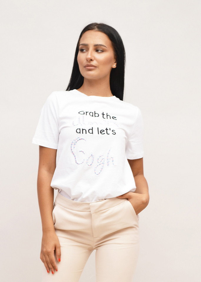 Tricou Grab the Money and let's Gogh