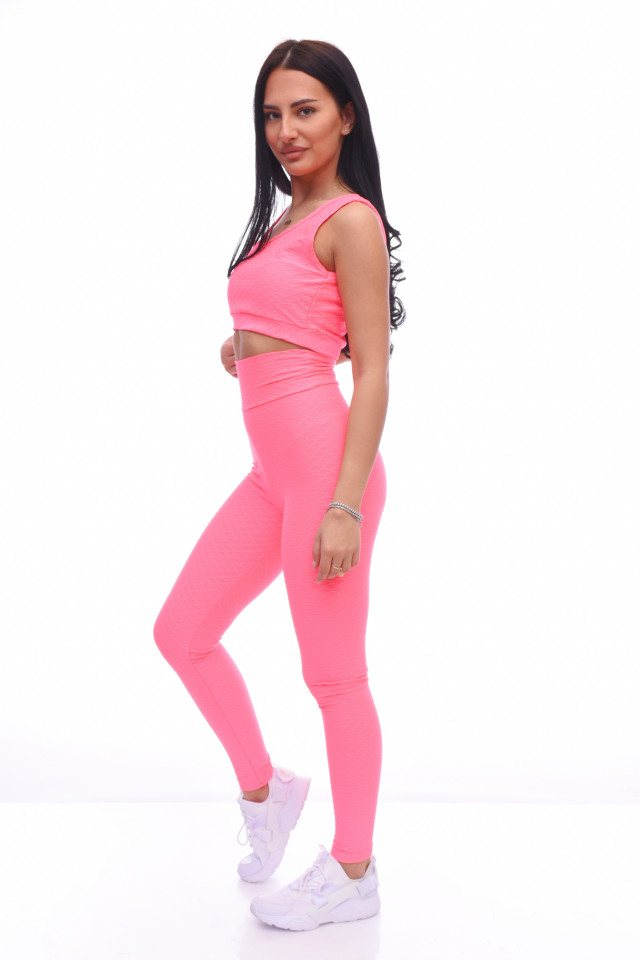 Compleu fitness Maya -roz-