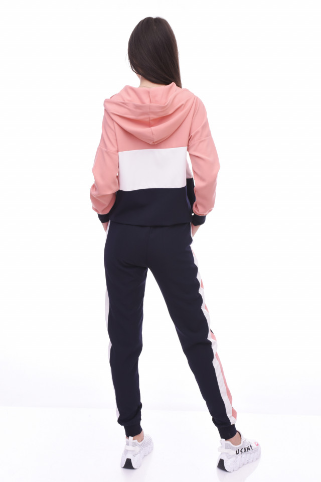 Trening dama Olivia - roz corai -E