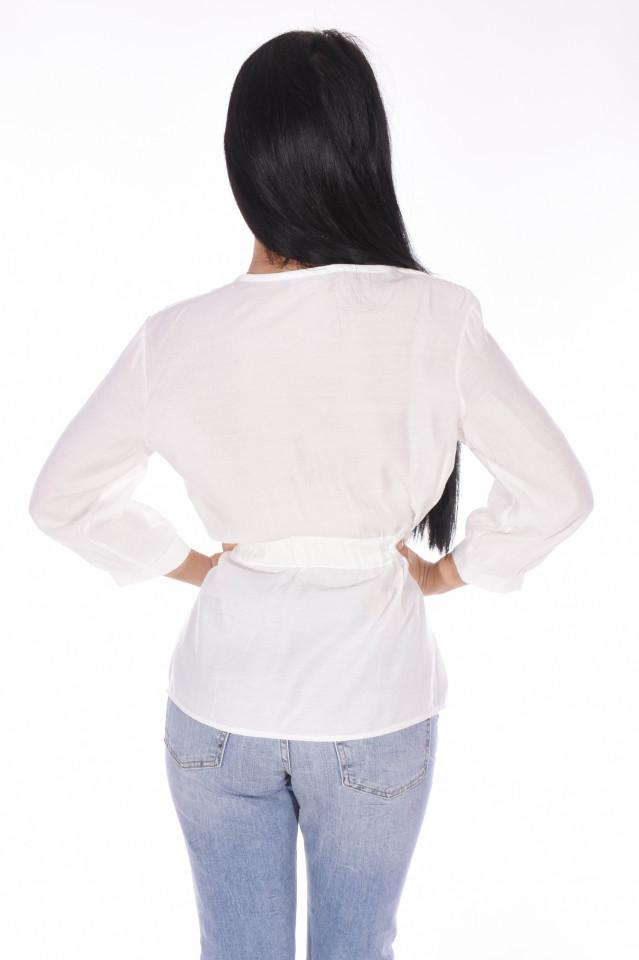 Camasa eleganta Elli - alb-