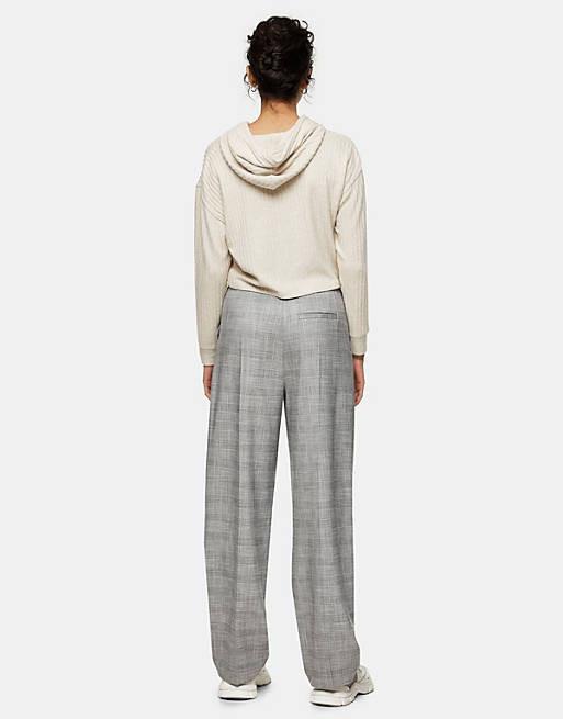 Pantaloni lejeri din stofa cu buzunare