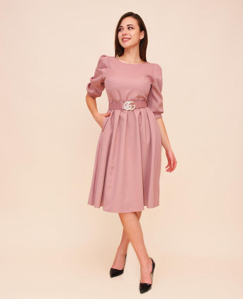 Rochie eleganta cu buzunare