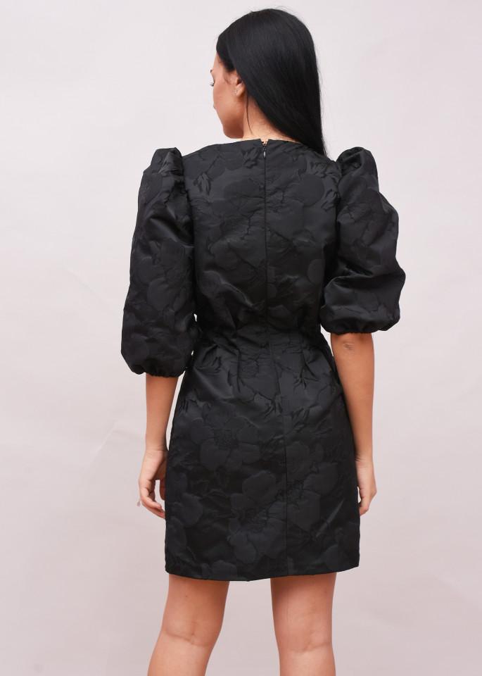 Rochie eleganta din brocart - E