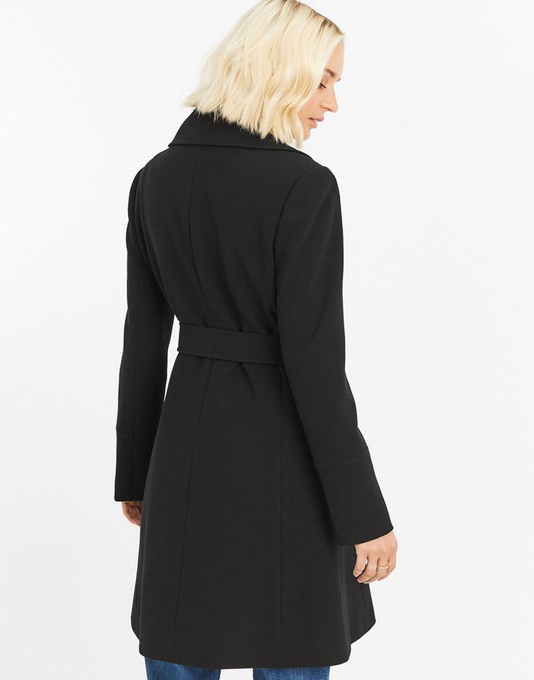 Palton OASIS cu cordon