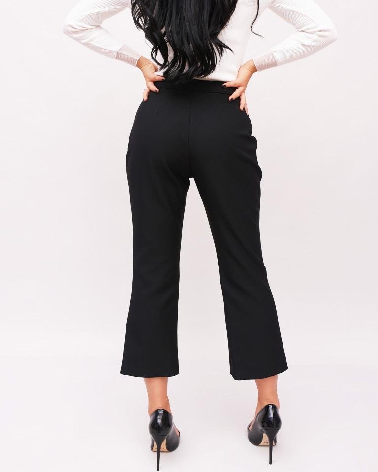 Pantalon 3/4 evazati