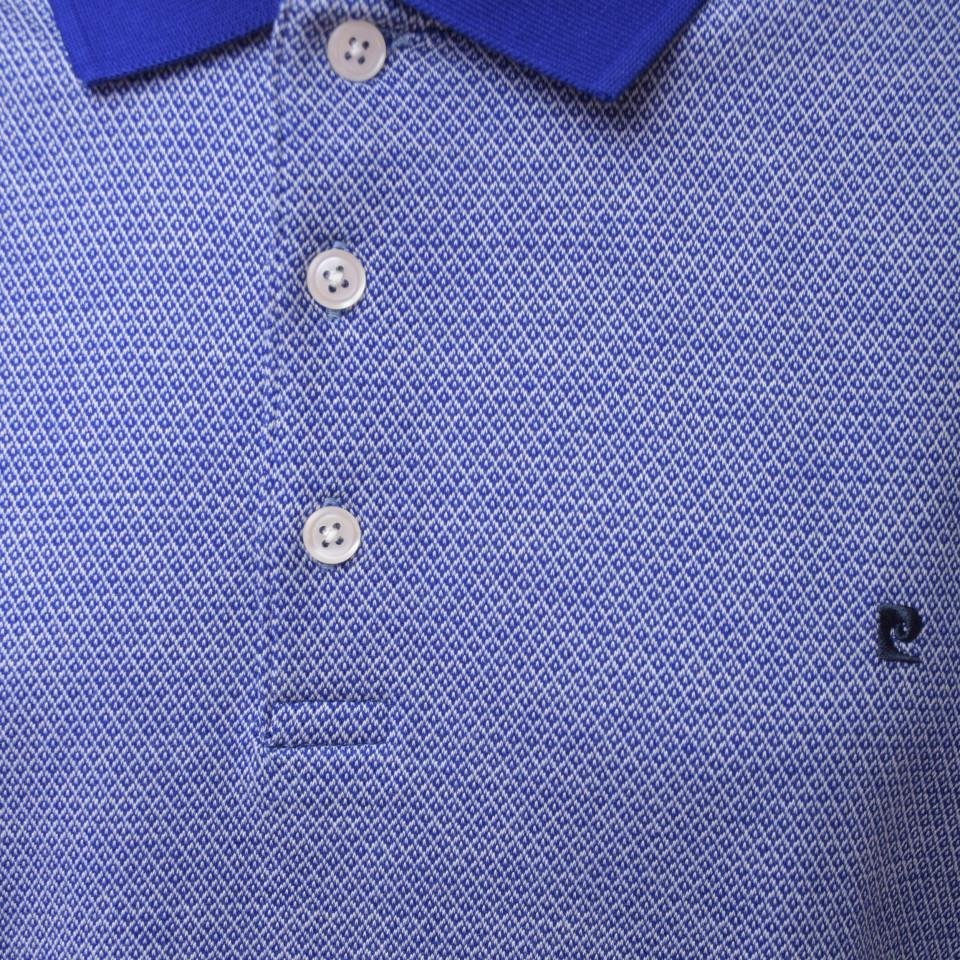 Tricou Polo Albastru