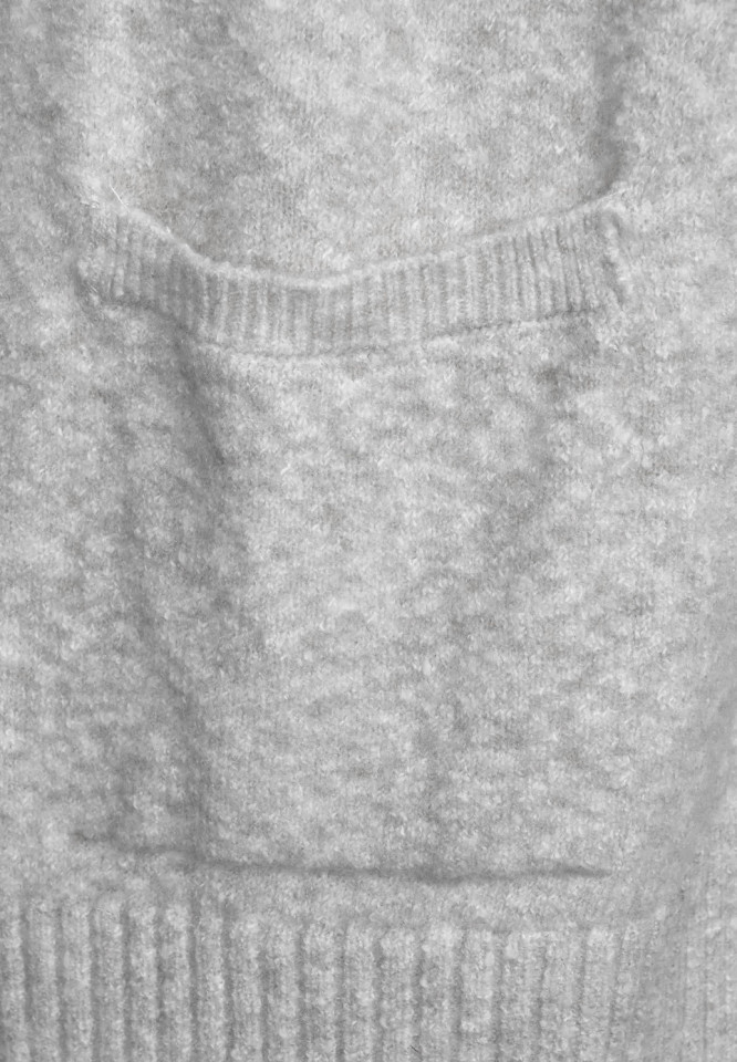 Cardigan lung confortabil