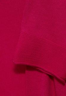 Cardigan subtire fara inchidere- burgundy