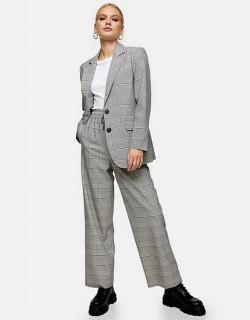 Pantaloni dama casual/sport in carouri