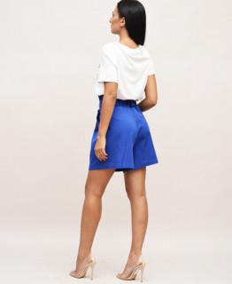 Pantaloni scurti albastri