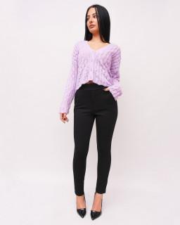 Pantaloni skinny cu buzunare