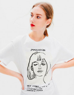 Tricou -Imperfection-