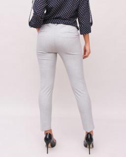 Pantaloni office asimetrici