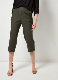 Pantaloni 3/4 kaki Dorothy Perkins-E-