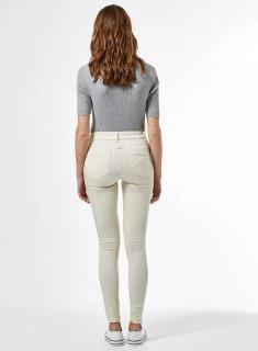 Pantaloni skinny bej Dorothy Perkins